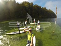 Stand up paddling Tour Bodensee