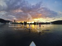 Stand up paddling Bodensee