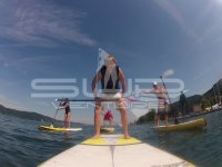 4SUP SUP Stand up paddling Bodensee