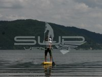 Abendfahrt SUP Stand up paddling Bodensee