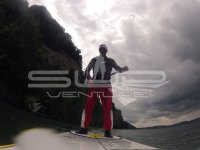 Marienschlucht SUP Stand up paddling Bodensee