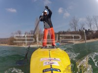 impressionen SUP Stand up paddling Bodensee