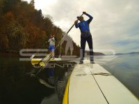 SUP Stand up paddling Bodensee Touren