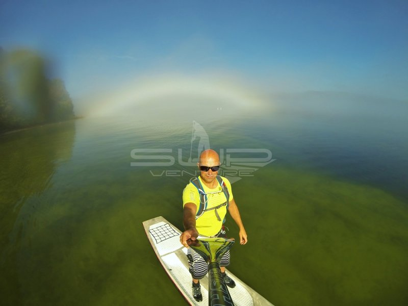 SUP Bodensee Nebel Tour